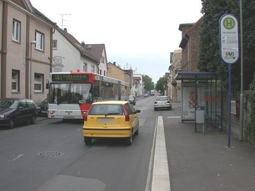 Bürgeler Str./Landgraf-Friedrich-Str./innen
