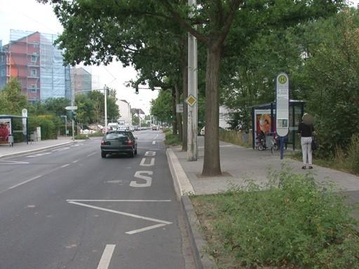 Bürgeler Str./Brandenburger Str. geg./innen