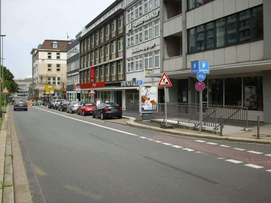 Huyssenallee/Rolandstr./We.re.