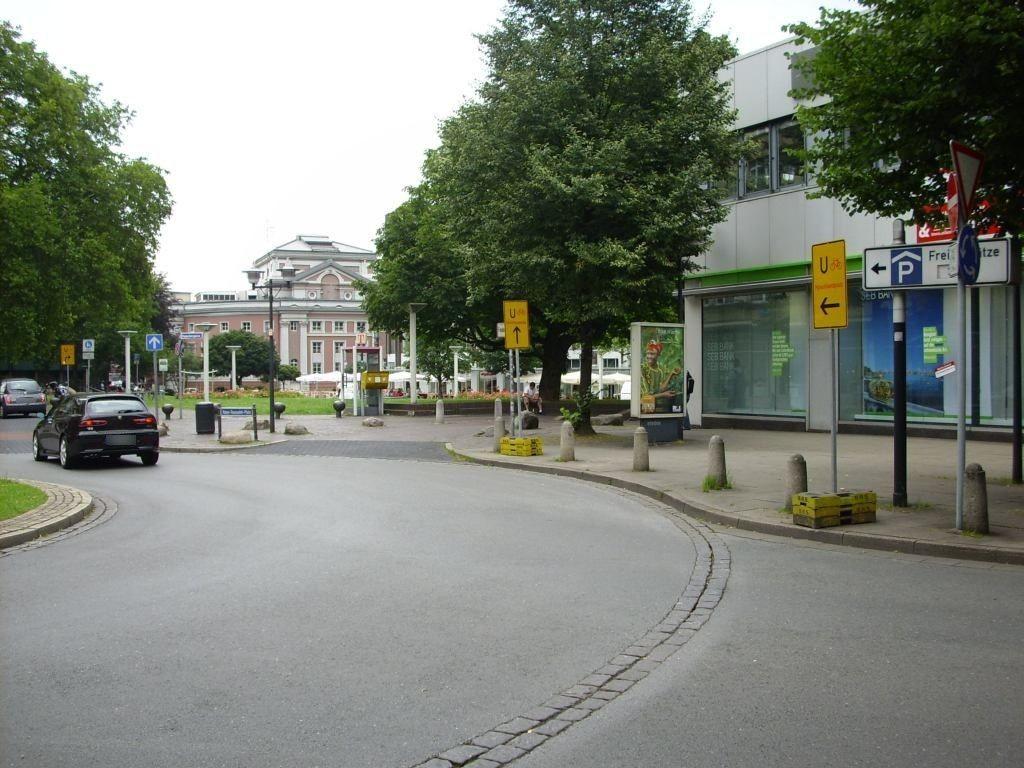 Lindenallee/Kapuzinergasse/We.re.