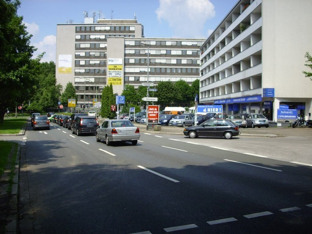 Ruhrallee/Saarbrücker Str./We.re.