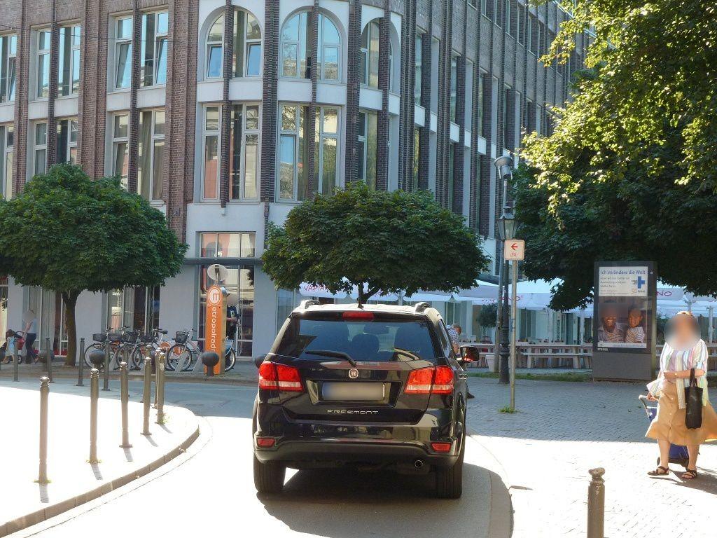 II. Hagen/Hirschlandplatz/Si. Str.