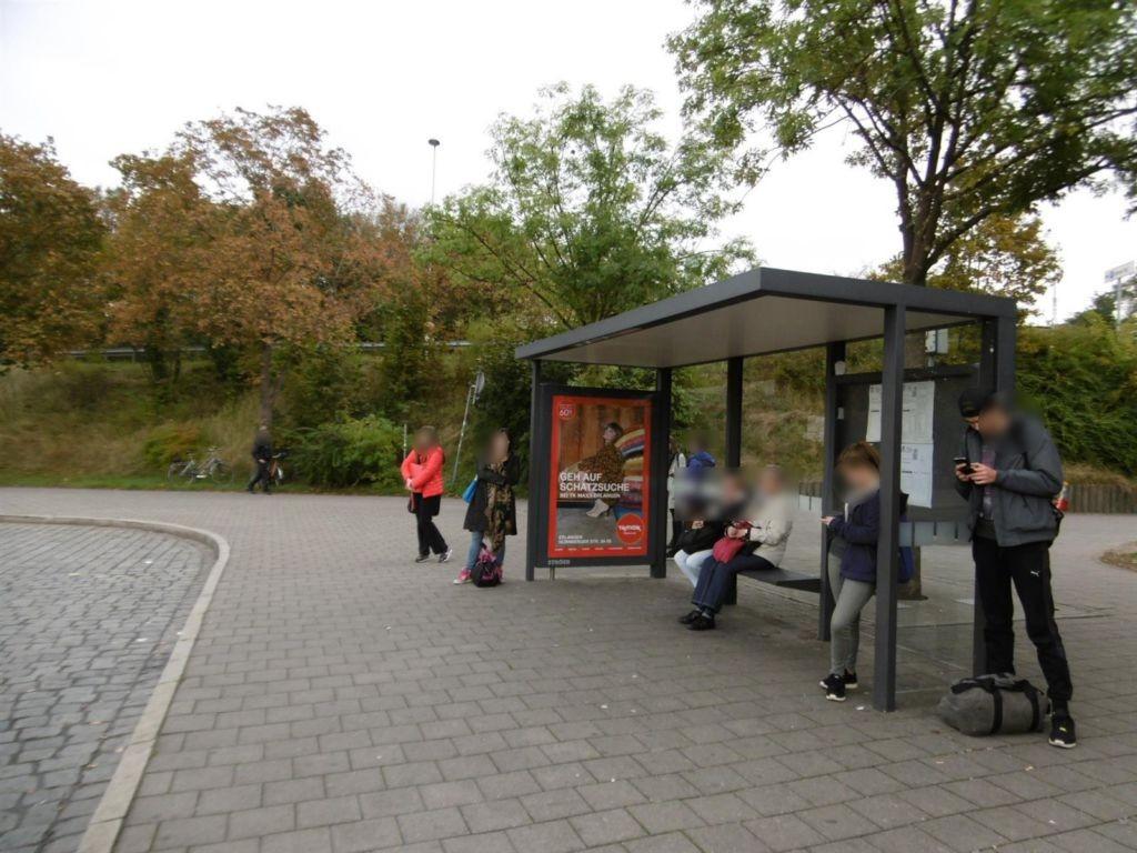 Bus-Bf /Bahnsteig 1 li. We.re.