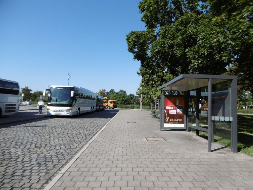 Bus-Bf /Bahnsteig 7 We.re.