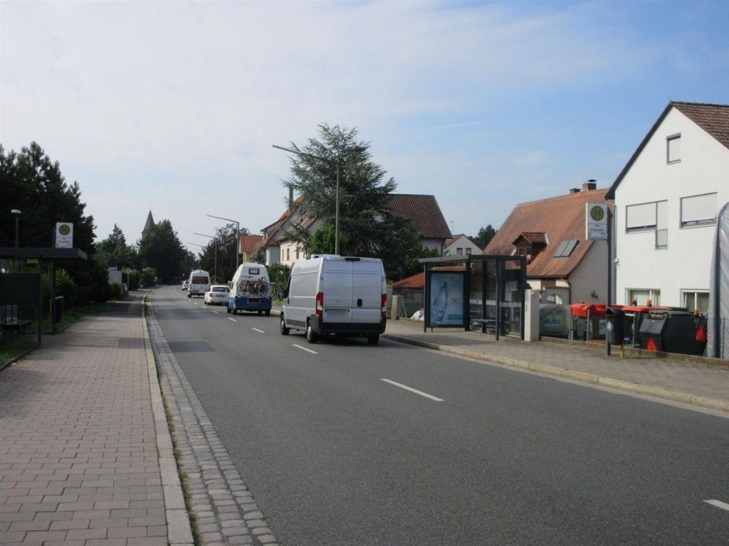 Eltersdorfer Str./Kreuzstein/Fa. Ate We.re.