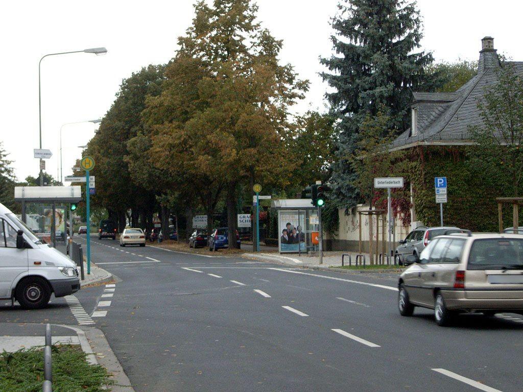 Sossenheimer Weg 75/geg. Windthorststr./innen