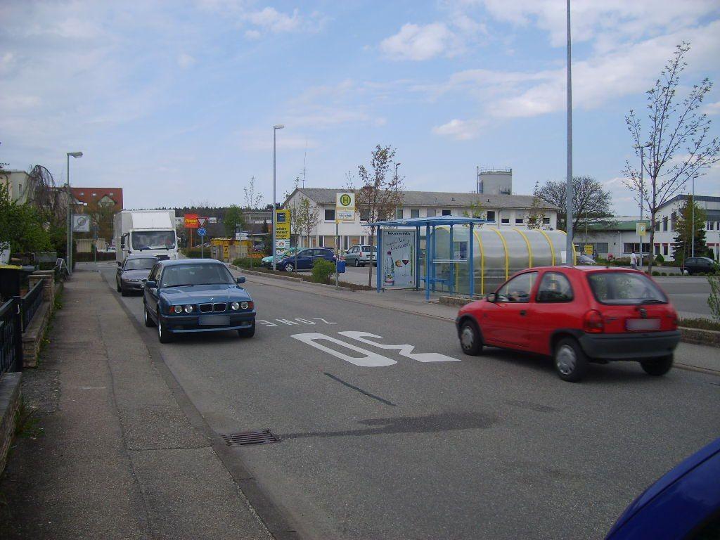 Industriestr./HST Industriestr.-Huchenfel/We.re.