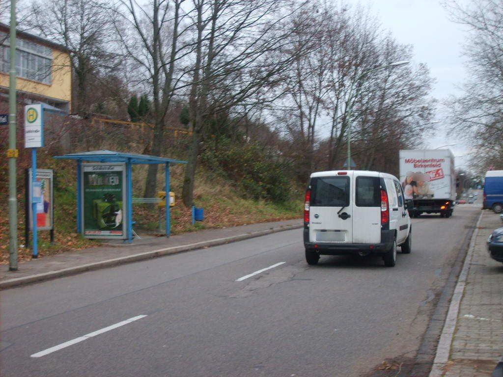 Redtenbacherstr.  79/HST Schillstr./We.li.