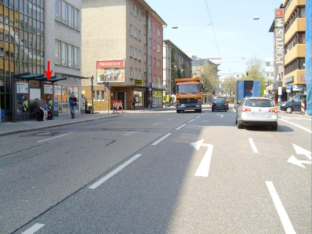 Östliche Karl-Friedrich-Str./HST Marktplatz re.