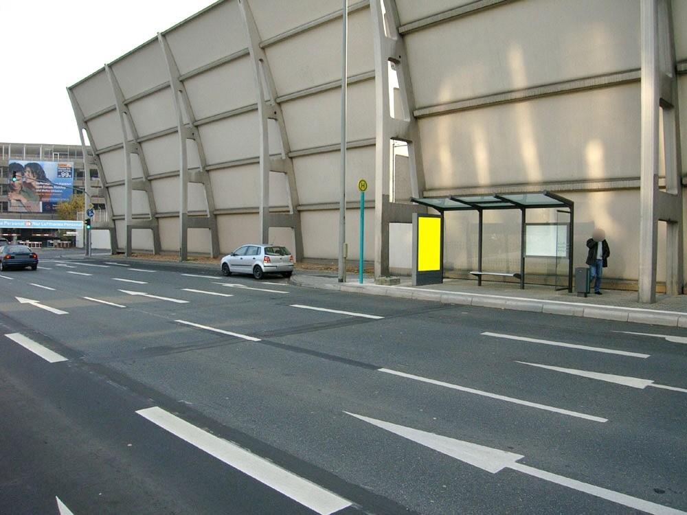 Airportring/Querspange Kelsterbach geg. sew./innen