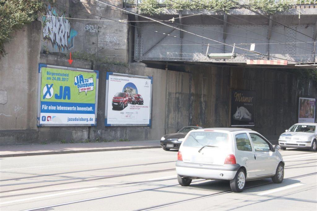 Düsseldorfer Str./Gießingstr.