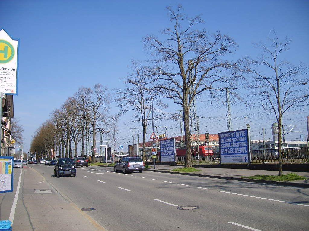 Bahnhofstr. Nh. Scheffelstr. 1.Sto.