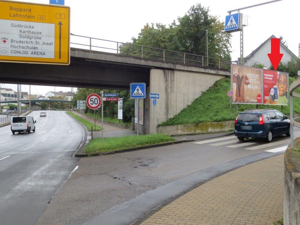 Moselring/Bardelebenstr.