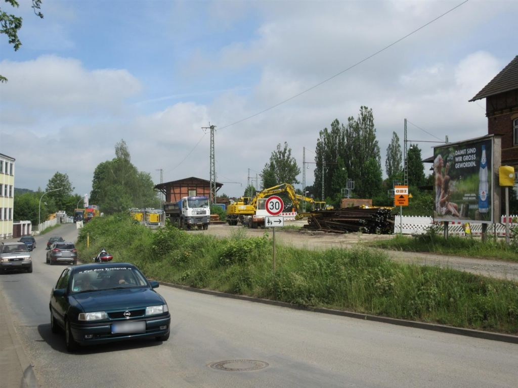 Fabrikweg/Creidlitzer Str. RS