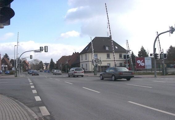 Hindenburgallee/Schwarzer Weg/VS