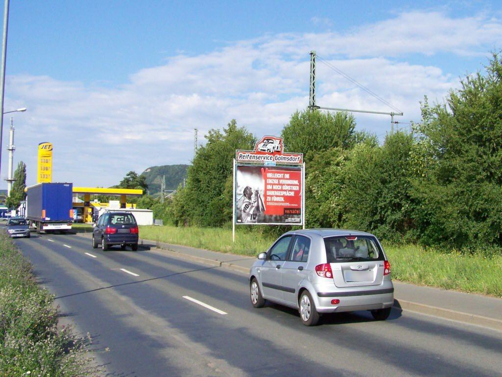 Camburger Str./Bahndamm re. B88