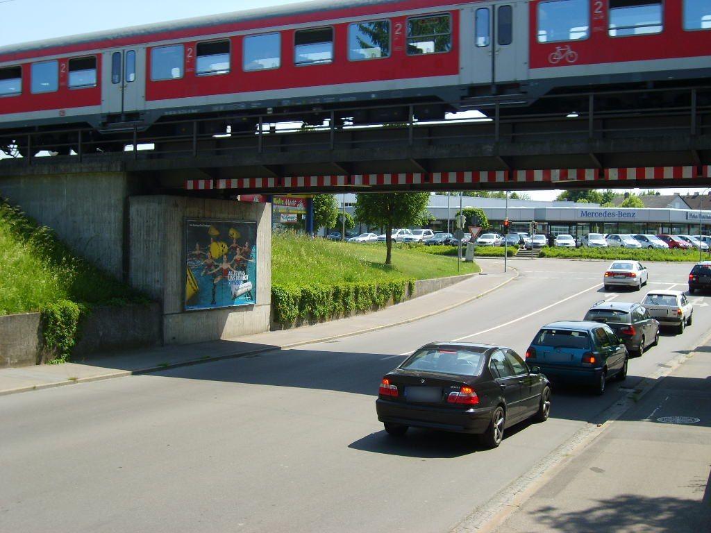 Ostendstr./Bahn-Ufg./Ostseite