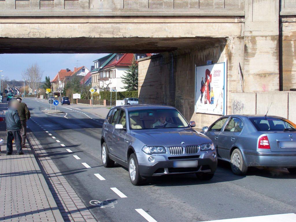 Hesseröder Str./Friedrich-Ebert-Str. Ufg.