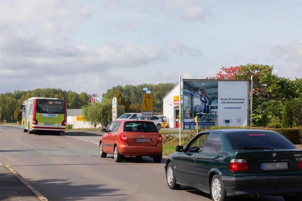 Flughafenstr. Nh. Einf. TA/We.re.
