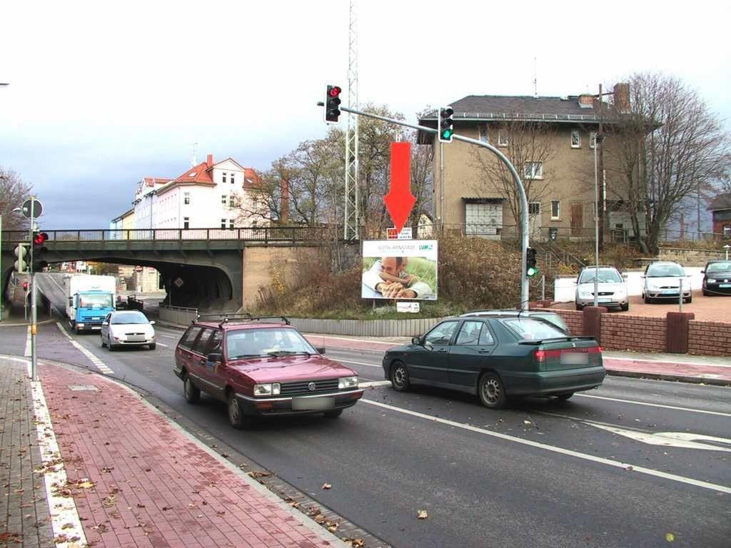 Bahnhofstr. vor Ufg./B4