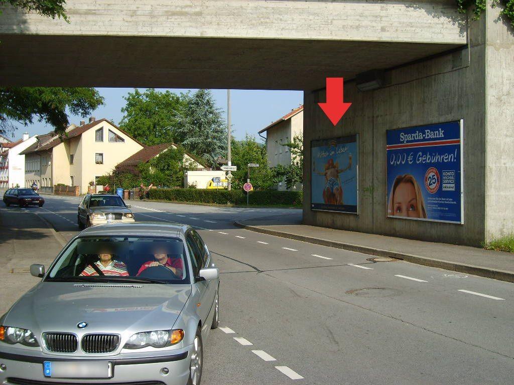 Otto-Denk-Str./Ufg. Seite St.-Florian-Weg