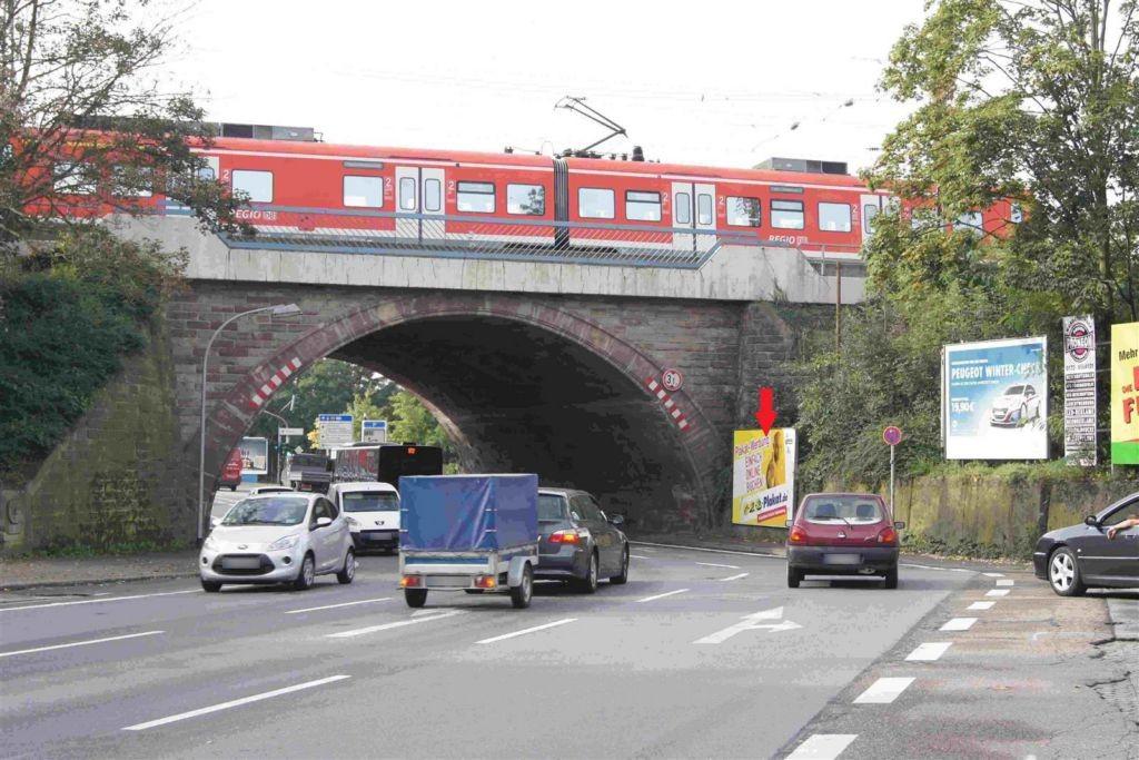 Dudweiler Landstr./vor Ufg. re. sew.