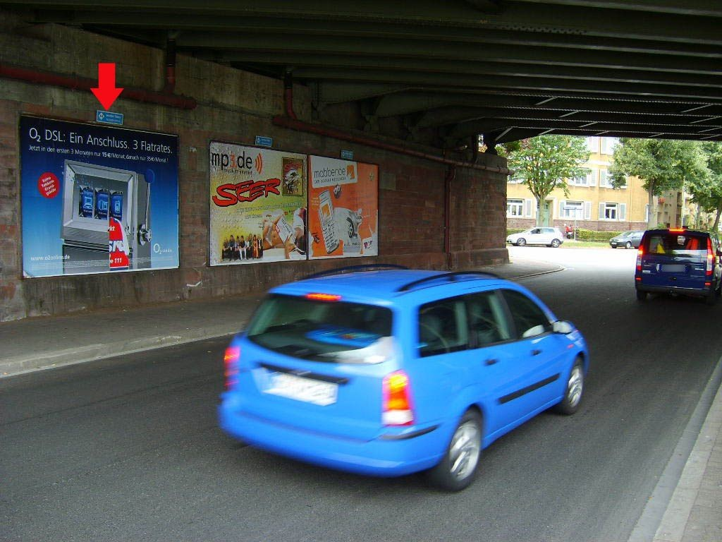 Hauptbahnstr. Ufg. saw.