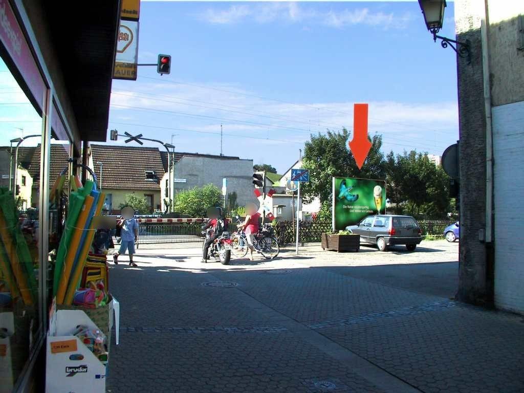 Prälat-Werthmann-Str./Burggraben