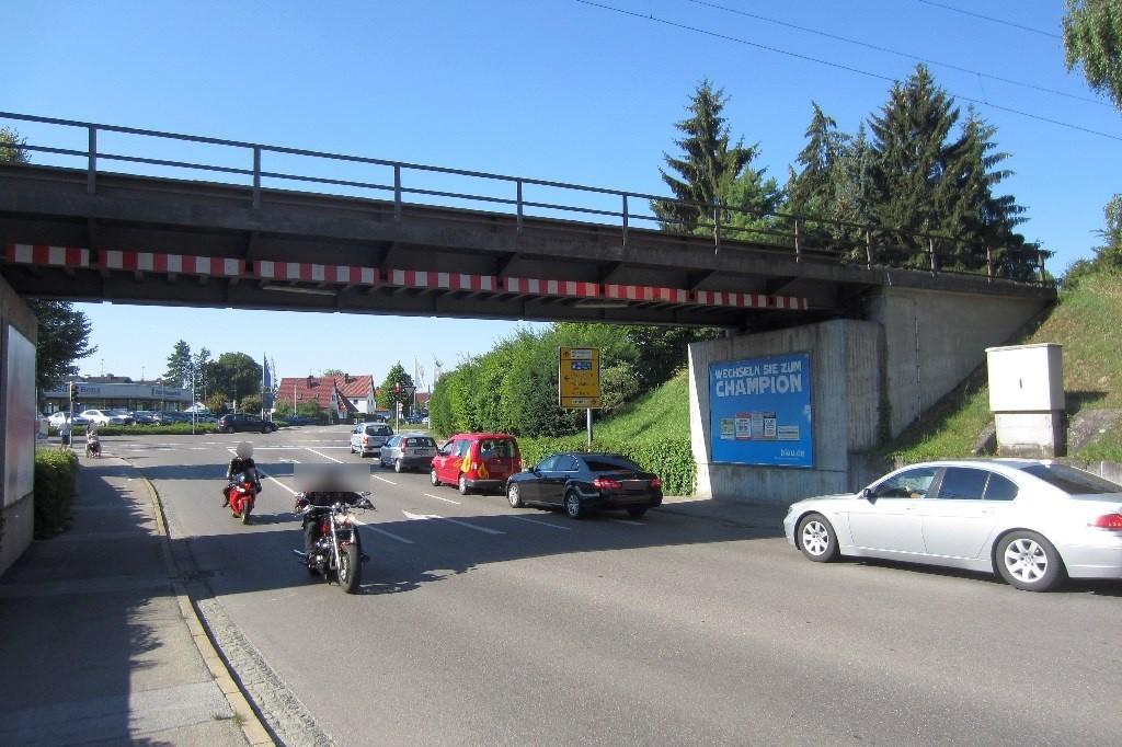 Ostendstr./Bahn-Ufg./Westseite