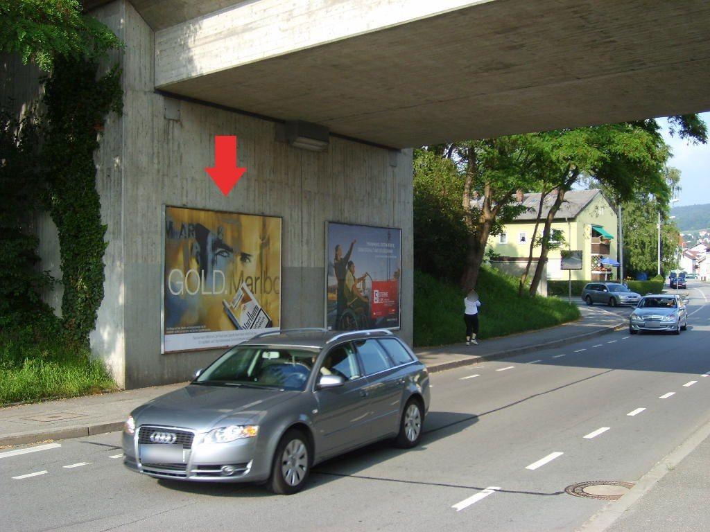 Otto-Denk-Str./Ufg. Seite Güterstr.