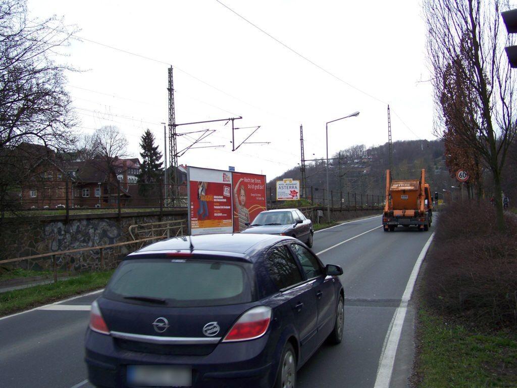 Kulmbacher Str. (B85)/Fußgänger-Ufg.