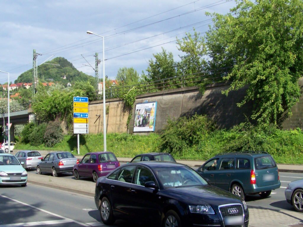 Knebelstr./Stadtrodaer Str. li. B88