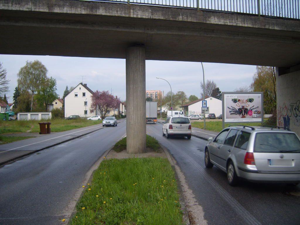 Klötzlmüllerstr.  64 Ufg. saw./We.re.