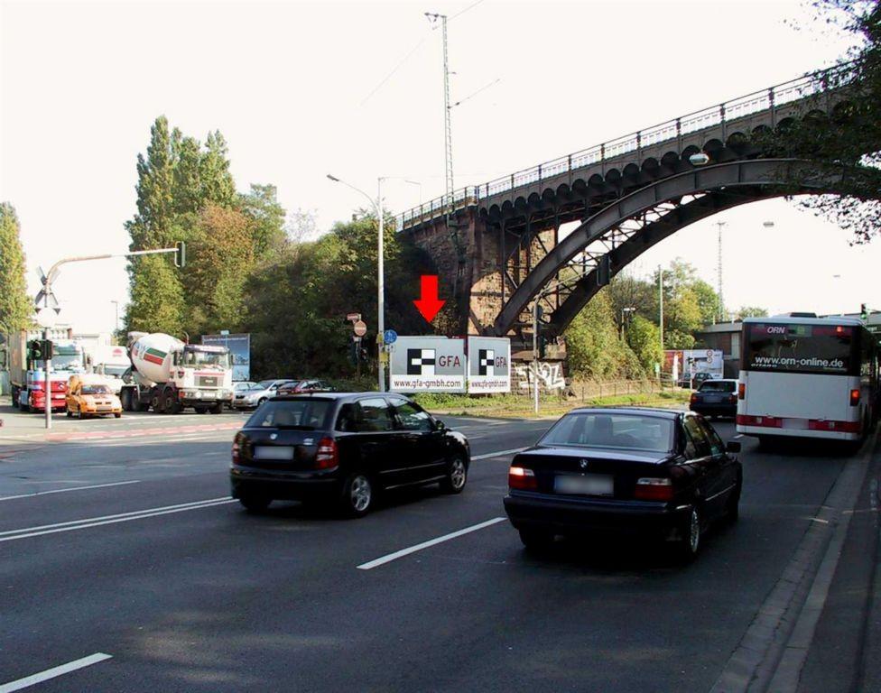 Rheinallee geg. 159/An der Kaiserbrücke/li.