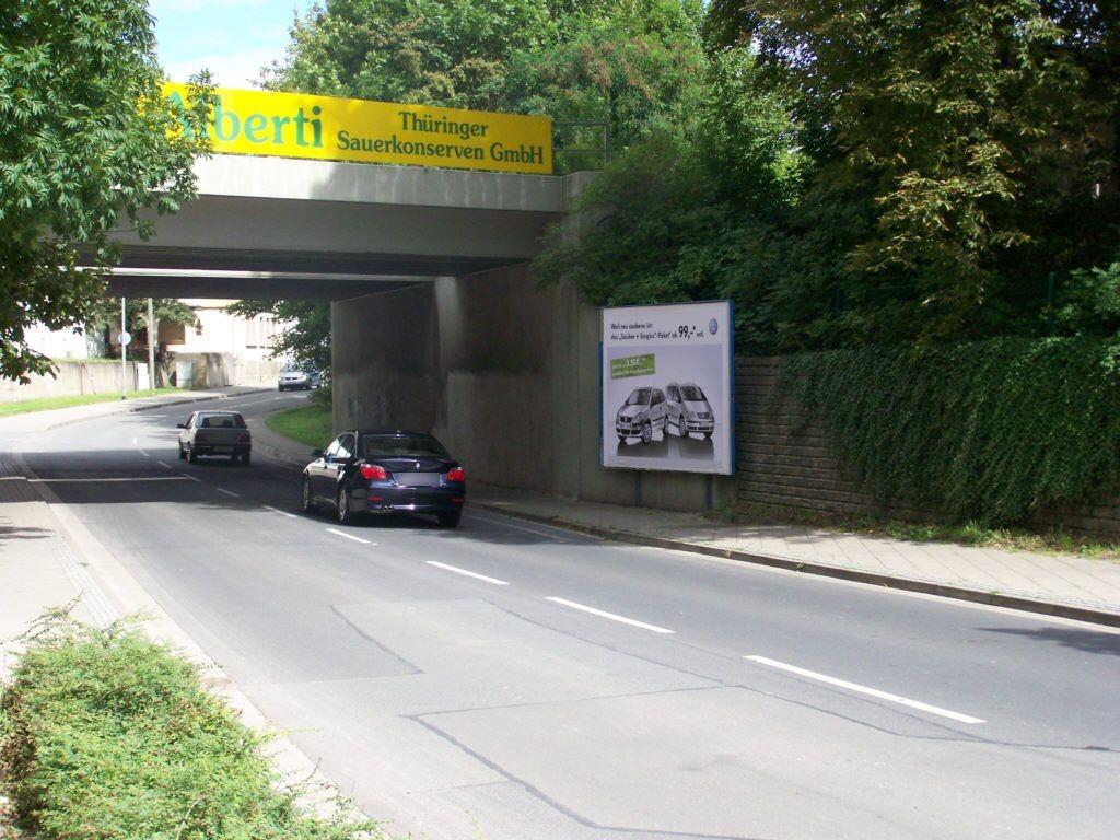 Friedrich-Engels-Str. Nh. Bahnhofstr./Ufg.