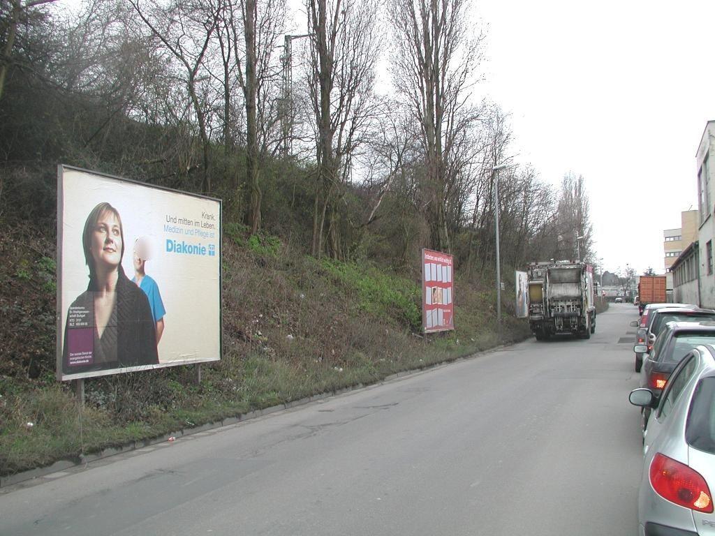 An der Kaiserbrücke/Am Floßhafen/mi.
