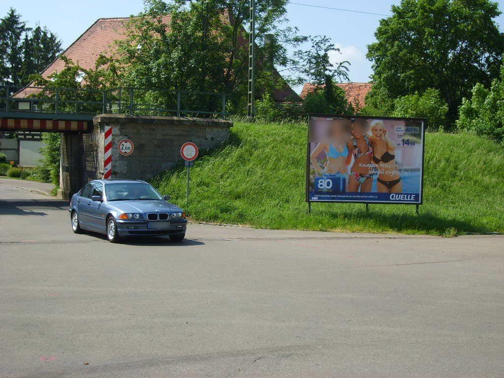 An der Kaiserwiese/vor Ufg./Nordseite