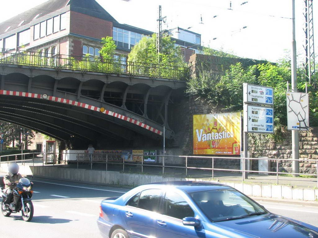 Herner Str. geg. Am Bergbaumuseum/Brücke
