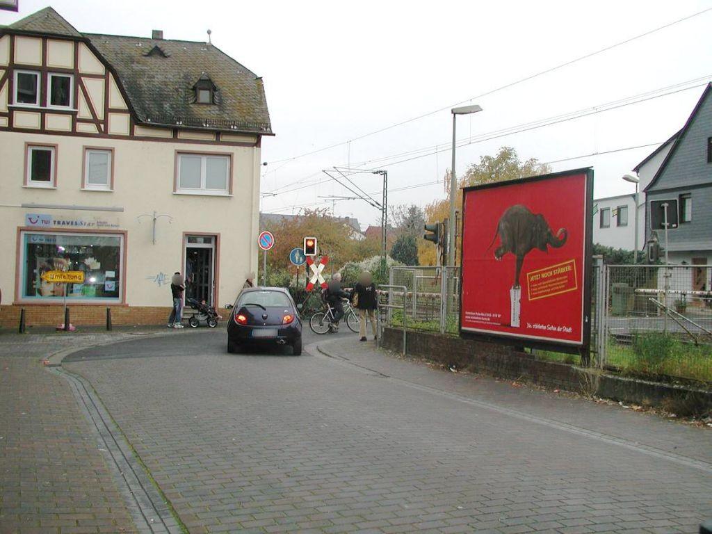 Berliner Str./Behlstr. geg. Gasthof