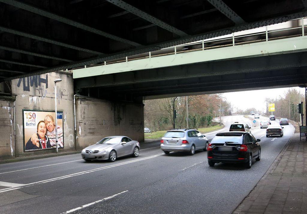 Am Steinheimer Tor/B45/Ufg./Westerburgstr. saw.