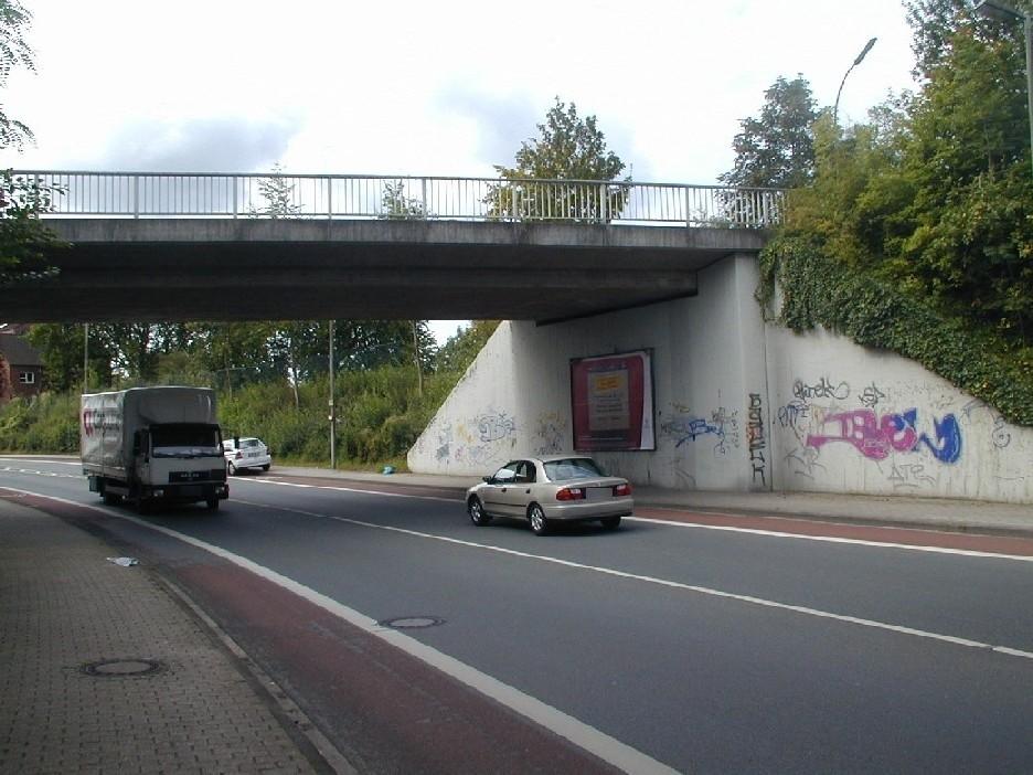 Ostdamm/Bahnhofsbrücke saw. 1.Sto.
