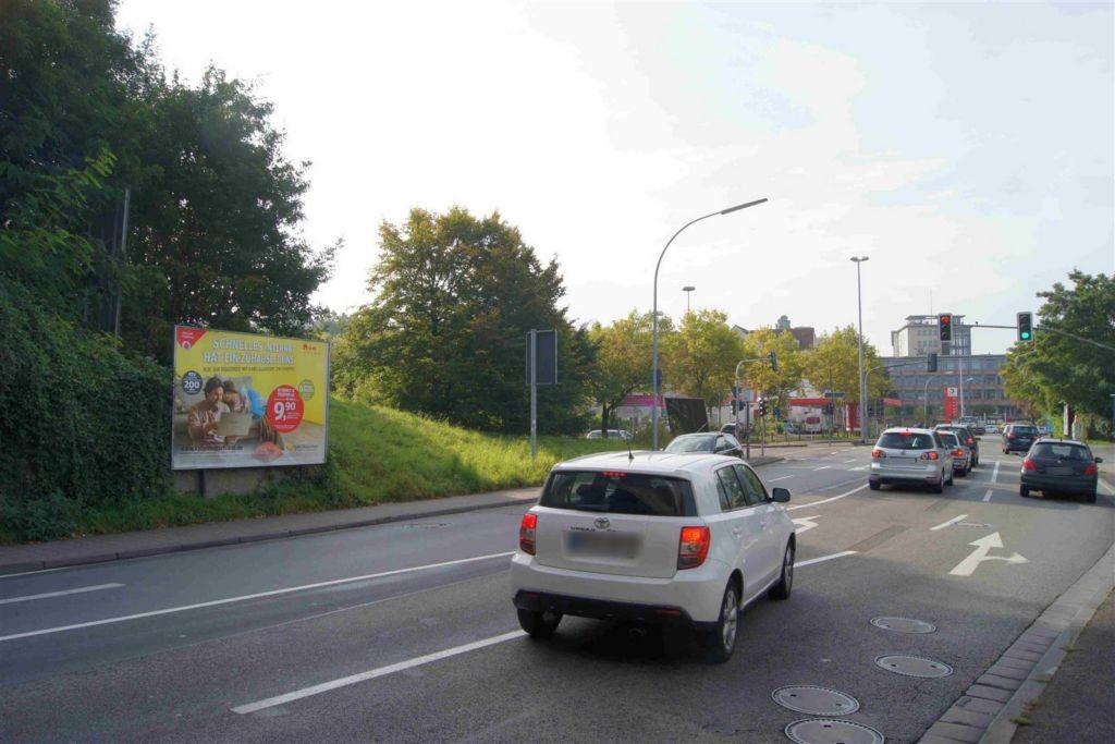 Dudweiler Str./vor DB Brücke saw. re.