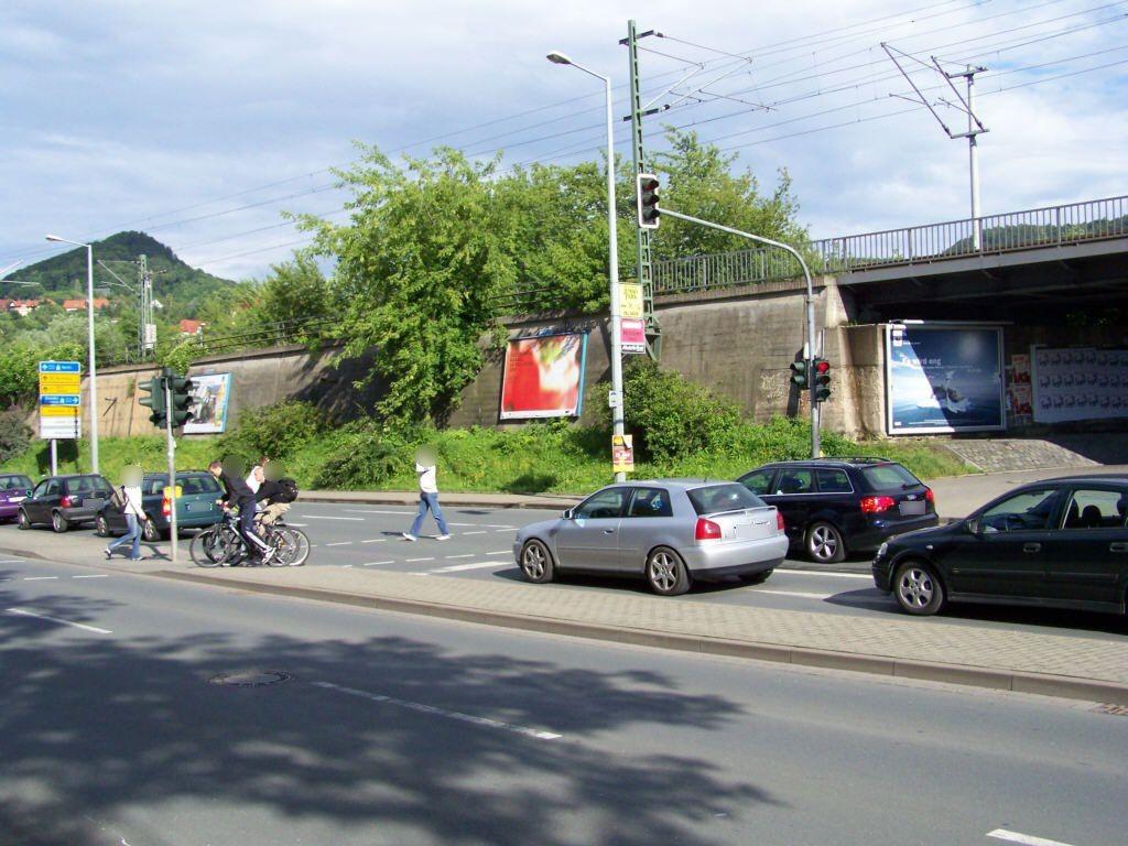 Knebelstr./Stadtrodaer Str. re. B88