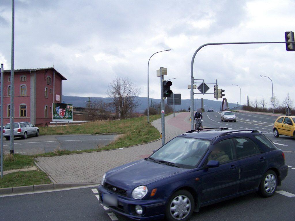 Pößnecker Str./Am Güterbahnhof B281