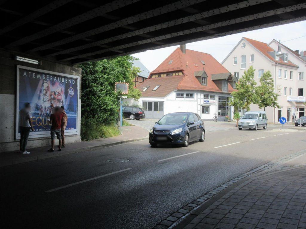 Triesdorfer Str. Nh. Maximilianstr. Ufg. sew. li.