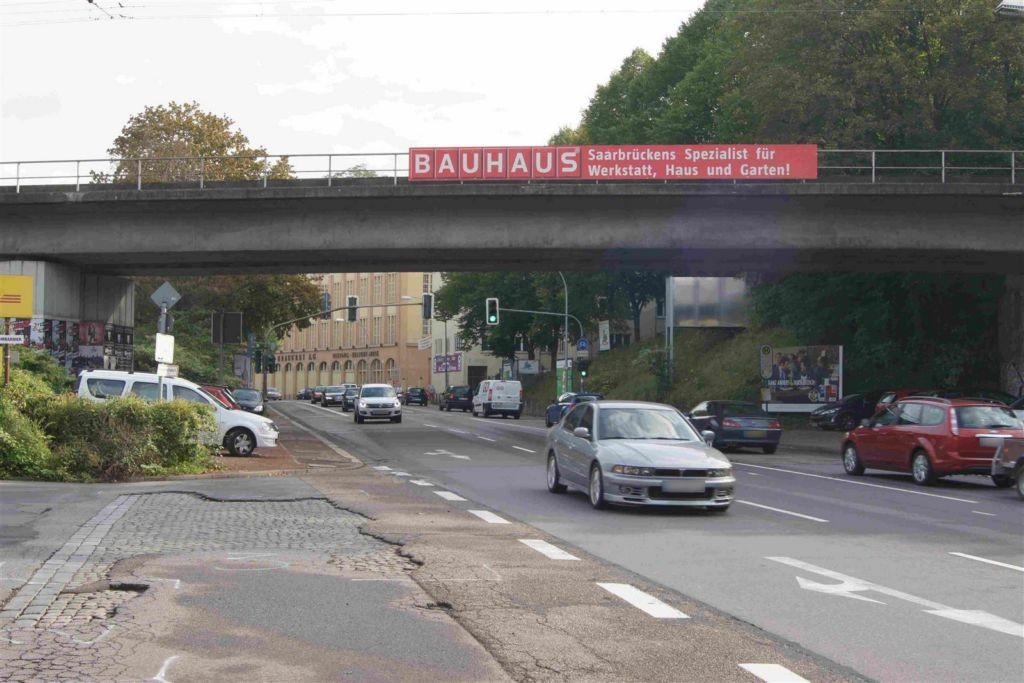 Dudweiler Landstr. geg. Güterbahnhof