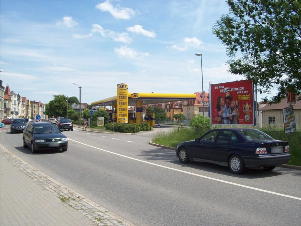 Erfurter Str. geg. Autocenter re. B7