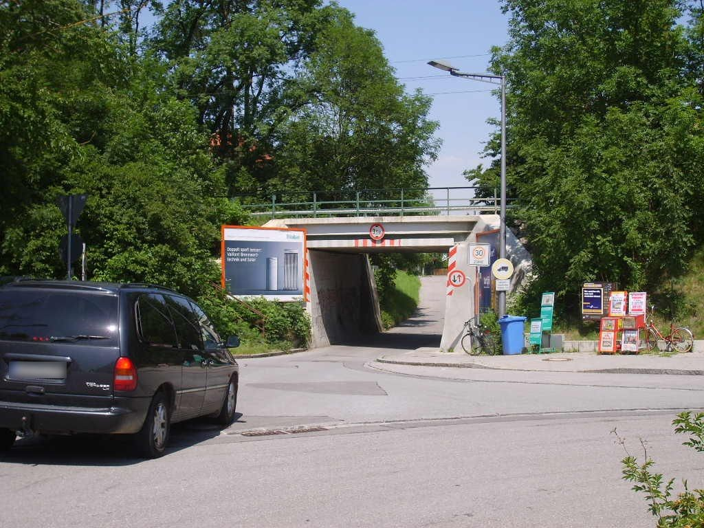 Bahnhofstr./Tannenweg/S-Bf geg. Aufgang