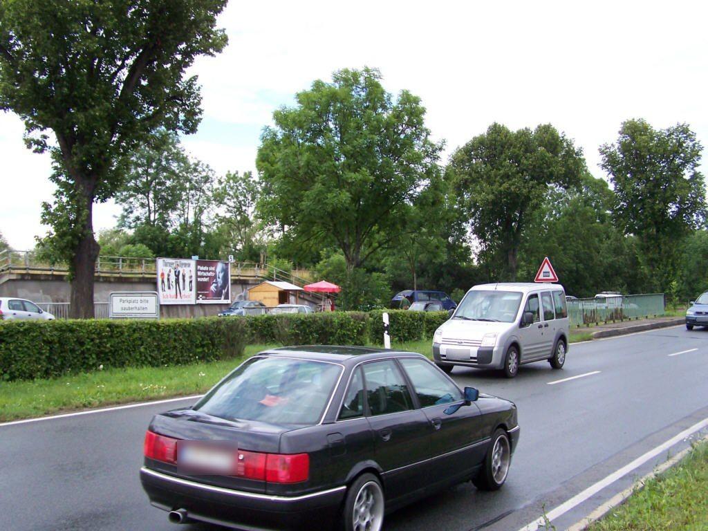 Str. des Friedens/B4 Ri. Nordhausen