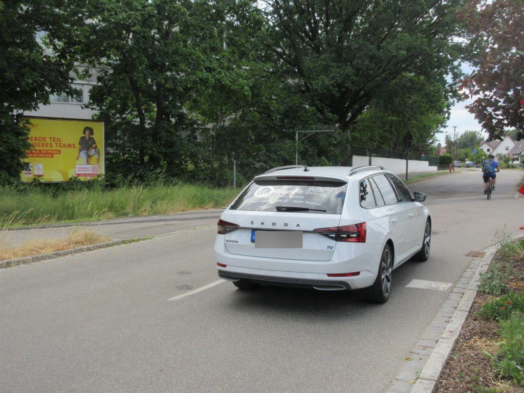Lindenweg/Bahnübergang
